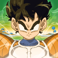 Gohan by Mikuloctopus