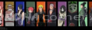 KONOHA CORNER BOOKMARK by annria2002