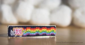 Nyan Cat Ring by SongThread