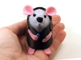 Christopher Eccleston Doctor Who Mouse by The-House-of-Mouse