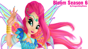 Winx: Bloom Season 6 CGI by DragonShinyFlame