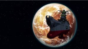 Yamato Leaves Mother Earth by Sparduck117