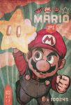 Super Mario Super Power by cheshirecatart