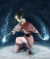 Azula by manee-sketch