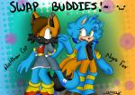 :gift: SWAP BUDDIES!~ :D by Chilidogs7442
