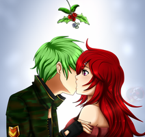 Merry Christmas...:::FlippyxFlaky:::...human by gisselle50