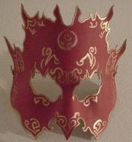 Fire Elemental Mask by Ranasp