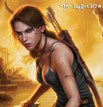 Tomb Raider. by RajivCR7