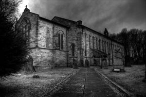 St David's Church by TokyoButterfly