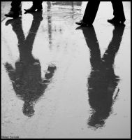 man and woman by milad-esmaili