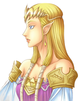 Zelda by Nika-VS