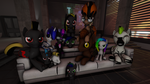 A Small group photo. by Rossallita