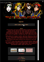 thayCVB Journal CSS Commission by TaNa-Jo