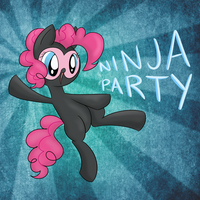 Ninja Party! by Baa-Chan01