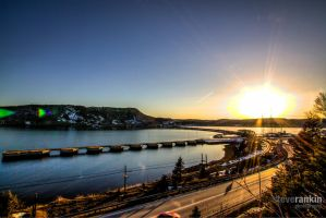 Canso Causeway by steverankin