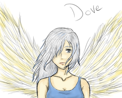 Dove by Hinatagirlie