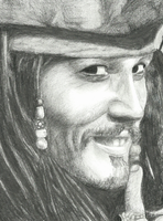 Jack Sparrow by Eruraina