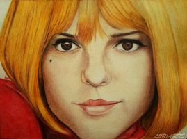 France Gall by LORMarie44
