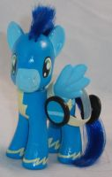 Custom Brushable Soarin with Removable Goggles by Gryphyn-Bloodheart