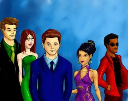 Recess: Prom at 3rd Street Highschool by justchrishere