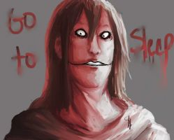 Jeff the killer by TheMADhatterest