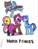 Watchponies by Evanescence412