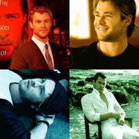 Chris Hemsworth by Eovina