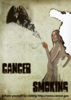 Cancer Cures Smoking by MooseBoots