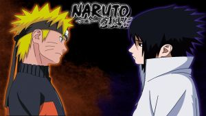 Naruto vs Sasuke The Final Batle v2 by firststudent
