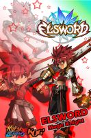 Elsword Poster 2 v.2 by AzianNoob