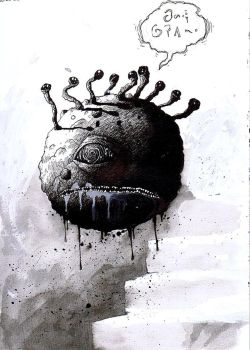 Beholder by eric-orchard