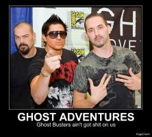 Ghost Adventures by KagsChann