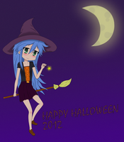 Happy Halloween 2012 by AvoMind