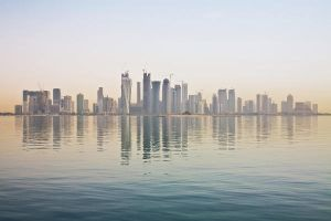 Doha Dawn by emrerende