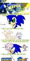 Super Sonic Meme XD by AdiPrower94