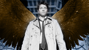 Castiel New Wings by chriscastielredy