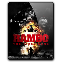 Rambo The Video Game by dylonji
