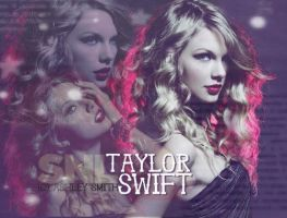 Taylor Swift Spin Sign by asmith9O