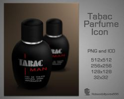 Tabac Parfume Icon by Robsonbillponte666