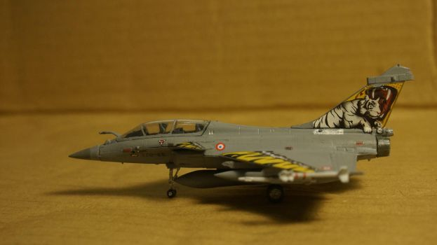 Finished: Trumpeter 1/144 Rafale B by Ofnir-1