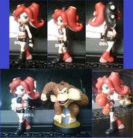 fan made Octoling figure by Gregarlink10