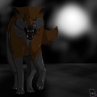 Fang's Announcement (Cow of the Wild Fanart) by Arcatdia