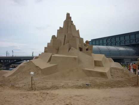 Sandsation Stock I by C-and-N-stock