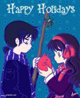 Happy Holiday (TDMBT) by arminis