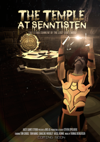 The Temple at Senntisten (film poster) by RaizeDesigns