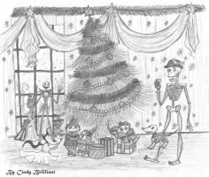 Our Christmas by Cindy-Brilliant