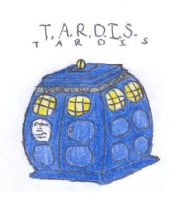 Bubble tardis by color-maniac