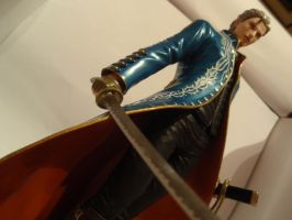 Devil May Cry Vergil Statue by AigisNoir