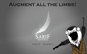 Augment All the Limbs by FlyforFunfan