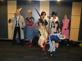 Final fantasy 8 Otakuthon by Doomycaffei
